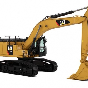 מחפר קטרפילר 340F UHD