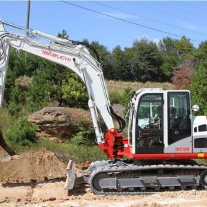 מחפר טקאוצ'י TB2150