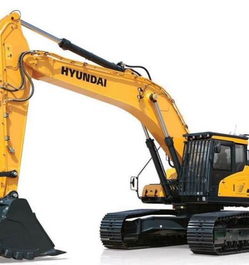 מחפר יונדאי HX430L