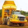 משאית פירקית Bell B60E