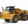 משאית פירקית קטרפילר 735C