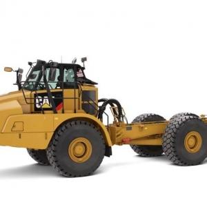 משאית פירקית קטרפילר 725C2 (שלדה)