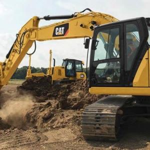מחפר קטרפילר GC 320