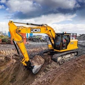 מחפר JCB 220X SLC