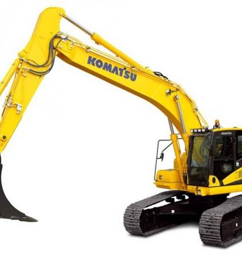 מחפר קומטסו PC240LC-11