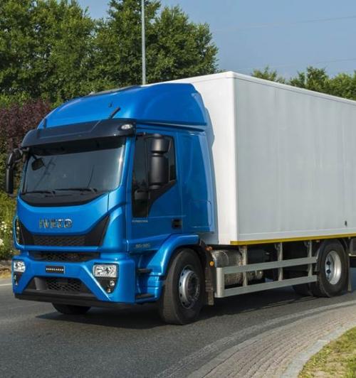 משאית איווקו יורוקרגו 12.0 טון