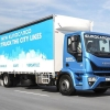 משאית איווקו יורוקרגו 10.0 טון