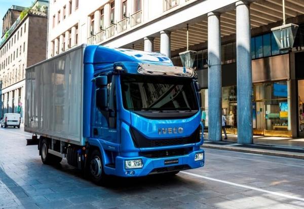 משאית איווקו יורוקרגו e6