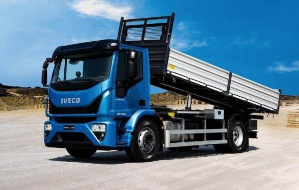 משאית איווקו יורוקרגו 8.0 טון
