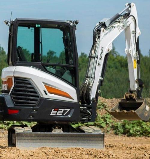 מיני מחפר בובקט E27