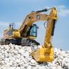 מחפר קטרפילר 345 GC