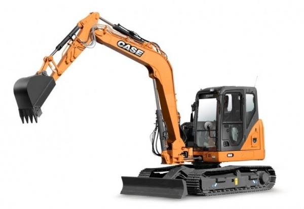 מחפר קייס CX75C SR