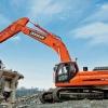 מחפר דוסאן DX350LC
