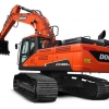 מחפר דוסאן DX380LC