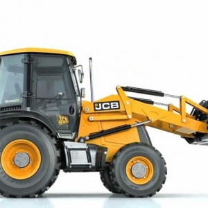 מחפרון JCB 3CX Eco Contractor