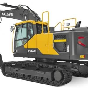 מחפר וולוו EC220E