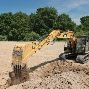 מחפר קטרפילר 313F L