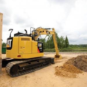 מחפר קטרפילר 314E CR