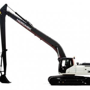 מחפר הידרומק HMK 300LC LR