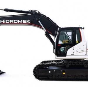מחפר הידרומק HMK 370LC HD