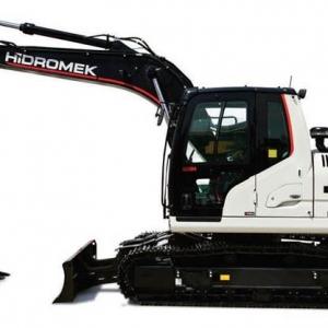 מחפר הידרומק HMK 140LC