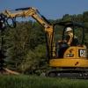 מיני מחפר קטרפילר 303.5E CR