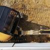 מיני מחפר קטרפילר 302.7D CR