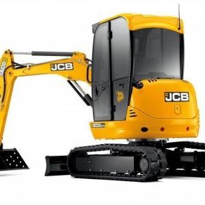 מיני מחפר JCB 8030 ZTS