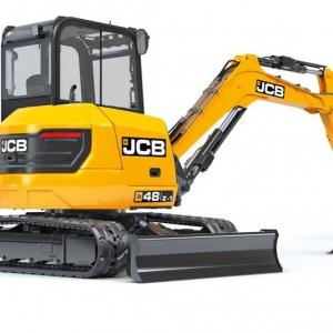 מיני מחפר JCB 48Z-1