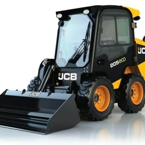מיני מעמיס JCB 205