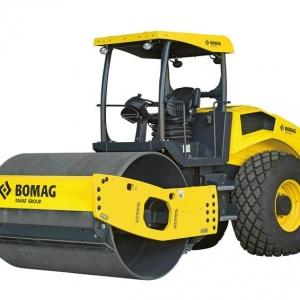 מכבש ויברציוני בומג BW 211 D-40