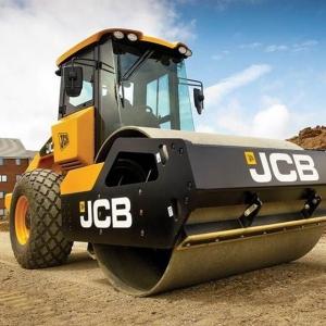 מכבש ויברציוני JCB VM117 D