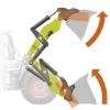 מעמיס אופני CLAAS Torion