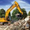 מחפר JCB 210X SC