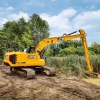 מחפר JCB 220X LC LR