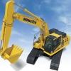 מחפר זחלי קומטסו PC290LC-10